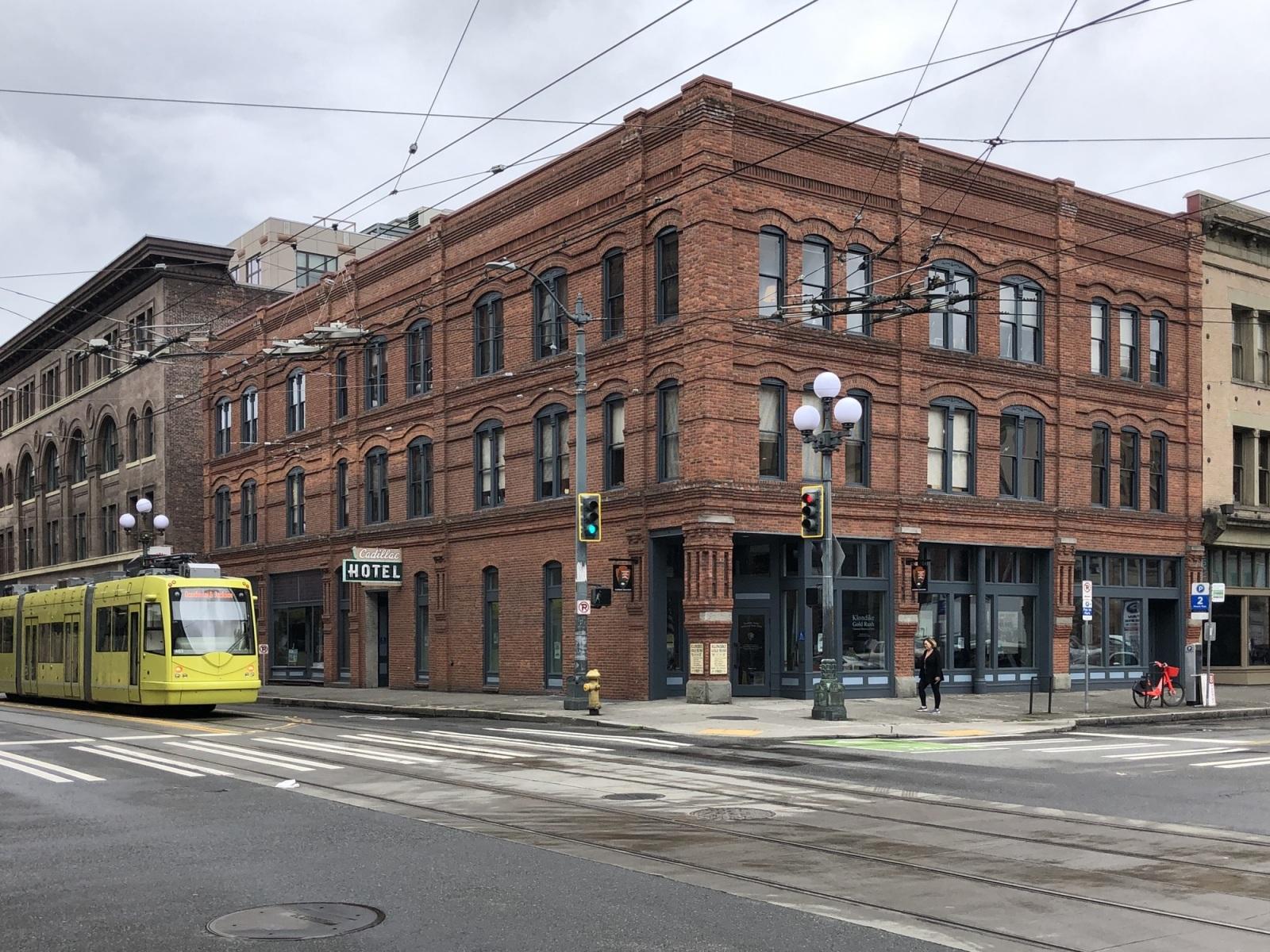 Klondike-Gold-Rush-National-Historical-Park-2nd-Avenue-South-Seattle-WA-USA